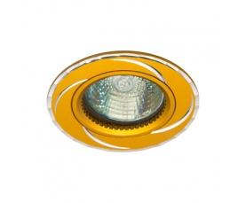 Светильник потолочный, MR16 G5.3 золото,  GS-M361G FERON