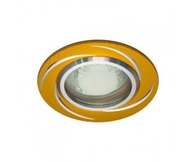 Светильник потолочный, MR16 G5.3 золото,  GS-M362 G FERON
