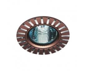 Светильник потолочный, MR16 50W G5.3  коричневый, GS-M364BR FERON