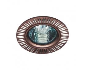 Светильник потолочный, MR16 50W G5.3 коричневый, GS-M369BR FERON
