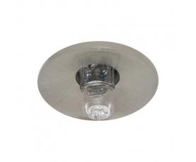 Светильник потолочный, JC G4.0 титан, с лампой, DL2 FERON