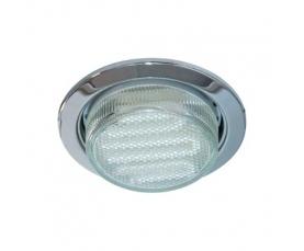 Светильник, 11W 230V  GX53, хром с лампой, DL53 FERON