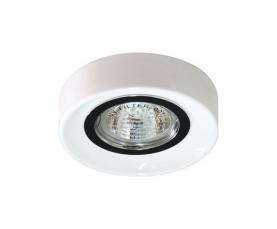 Светильник потолочный  MR16 MAX50W 12V G5.3, белый, керамика,DL110-С FERON