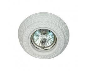 Светильник потолочный  MR16/Max 50W 12V G5.3, белый, С2828 FERON