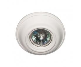 Светильник потолочный  MR16/Max 50W 12V G5.3, белый, С2929 FERON