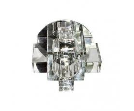 Светильник потолочный, JCD G9 с прозрачным стеклом, хром, с лампой, C1037A FERON