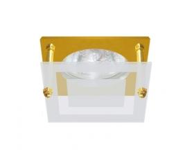 Светильник потолочный, MR16 G5.3 золото, BS3159-P2-10 FERON