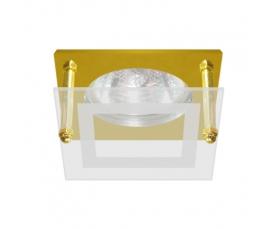 Светильник потолочный, MR16 G5.3 золото, BS3159-P2-9 FERON