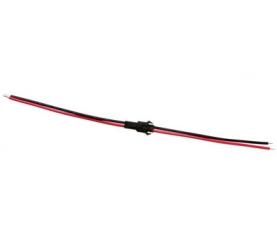 Соединительный провод для светодиодных лент IP20 0.22м 220мм DM113 Feron