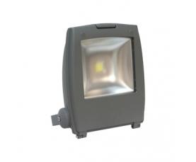 Прожектор светодиодный 1LED*50W белый 230V серый IP65 LL128 Feron