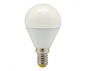 Лампа светодиодная LB-95 7W 230V E14 2700K