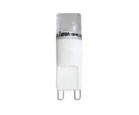 Лампа светодиодная LB-492 2W 230V G9 2700K