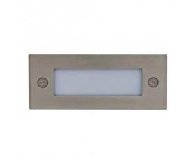 Cветильник встраиваемый со светодиодами, 12 белых LED 230V IP54, LN201A