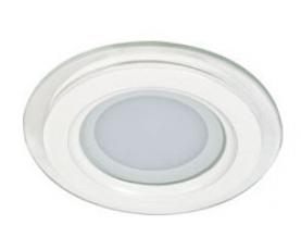 Встраиваемый светодиодный светильник AL2110, 12W, 960Lm, 4000K, белый