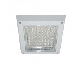Светильник накладной со светодиодами, 56LED, 5W, 230V,  AL184