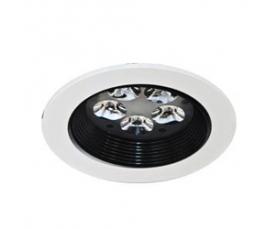 Светильник встраиваемый со светодиодами, 5 LED, 5  W, 220V, AL160