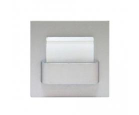 Светильник с  4-мя светодиодами, белый, JD10 FERON