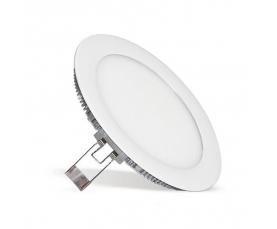 Встраиваемый светодиодный светильник FL-LED PANEL-ECO-R05 2700K 330Лм (круглый)