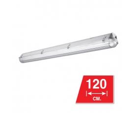 Светильник светодиодный 1200 мм ,IP65,40 Вт, 6500K