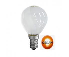 Лампа накаливания CLASSIC P FR  25W 230V E14 OSRAM