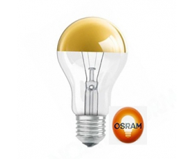 Лампа накаливания DECOR A GOLD  40W 230V E27 OSRAM