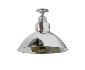 Прожектор купол 18* 100W ESB 230V E27/E40 без патрона в комплекте HL38 Feron