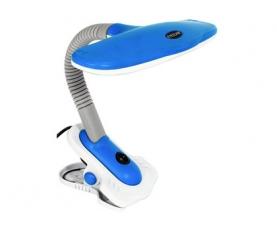 Настольная лампа R+C 109 голубая