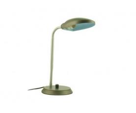 Настольная лампа R+C 8088-4 черная/серебро