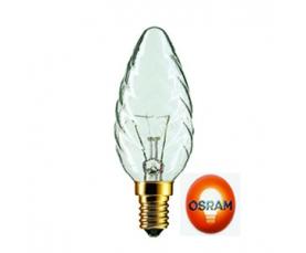 Лампа накаливания CLASSIC BW CL 40W 230V E14 OSRAM