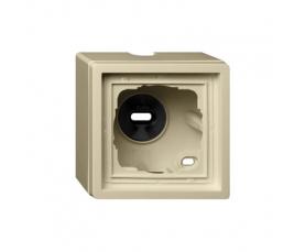 Вставка для соединения проводников световых волн / SC-Duplex 008900 Gira