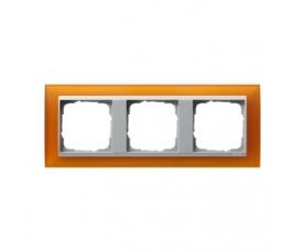 Рамка пятикратная 021526 Gira