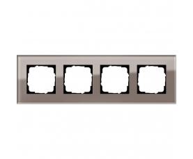 Рамка пятикратная 0215723 Gira