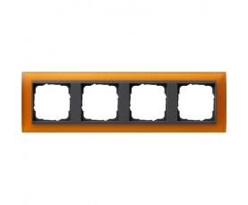 Рамка пятикратная 0215738 Gira