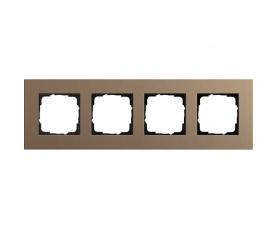 Рамка пятикратная 0215806 Gira