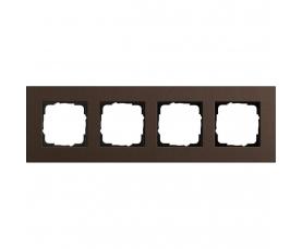 Рамка пятикратная 0215808 Gira