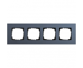 Рамка пятикратная 021585 Gira