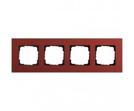 Рамка пятикратная 021587 Gira