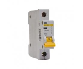 Автоматический выключатель BA47-29 10A 1п. (характ. С) IEK