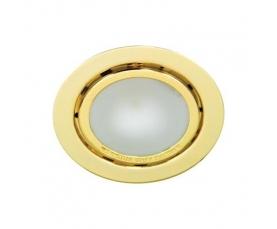 Светильник потолочный, MR16 G5.3 с матовым стеклом, алюминий, DL208 FERON