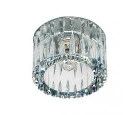 Светильник потолочный, MR16 G5.3 алюминий с матовым стеклом, DL1015 FERON
