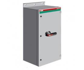 Выключатель безопасности OT250KAUA3T в металлическом корпусе 200кВт 690В ABB