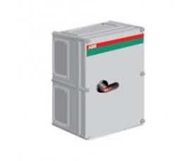 Выключатель безопасности OT630KFCC3T в пластиковом боксе ABB
