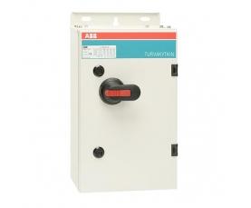 Выключатель безопасности OT125EAUA3T 3п ABB