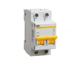 Автоматический выключатель BA47-29 10A 2п. (характ. С) IEK