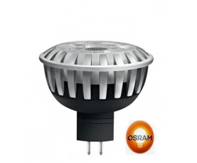 Светодиодная лампа 1-PARATHOM    MR16 20   5W 12V DIM    Adwanced   WW  3000K  36° 210lm GU5,3 d50x49 OSRAM