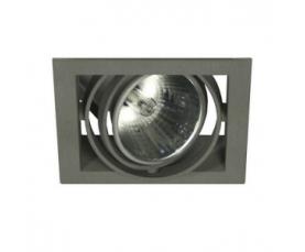 Светильник MINI NORM SINGLE E 35TC CDM/830 FLfg silver LIVAL