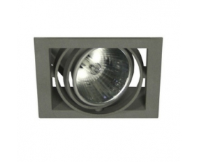 Светильник MINI NORM SINGLE E 35TC CDM/830 WFLfg silver LIVAL