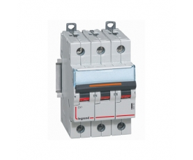Автоматические выключатели DX3-E C63 1П 6000/6kA Legrand