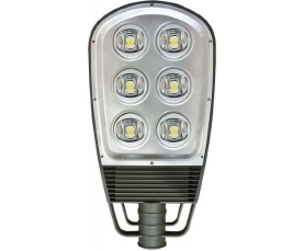Уличный светодиодный светильник 6LED*25W  90-265V 50/60Hz цвет серебро (IP65), SP2556