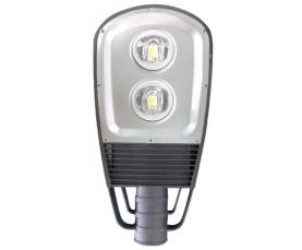 Уличный светодиодный светильник SP2564 2LED*50W - 6400K  AC230V/ 50Hz цвет черный (IP65)